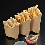 French fries chip paper  box