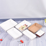 French fries chip paper tray boat box